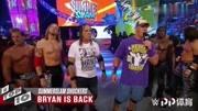 WWE夏日狂潮2009 DX坦克震撼出场