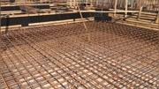 基础混凝土浇筑