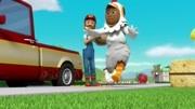 小鸡日古威市长遇到了麻烦,咕咕鸡也不见了~