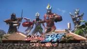 原始版:假面骑士龙骑VS假面骑士Decade 变身对决!