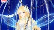 精灵梦叶罗丽:穿上奇迹暖暖衣服,王默小家碧玉,冰公主美若天仙