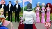 迪士尼公主音樂城堡開箱 樂佩公主貝兒公主跳舞參觀迪士尼城堡