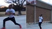 【發現最熱視頻】日后WNBA!六歲小女孩的籃球訓練