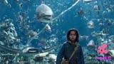 电影《海王》女主湄拉接受采访:拍摄过程非常累,却很值得!