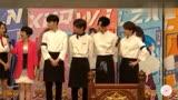 《完美的餐廳》發布會Ninepercent成員介紹各自拿手菜