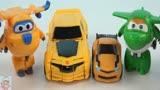 玩具益趣园 :变形金刚大黄蜂变形金刚
