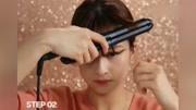 韓國女生中打造人氣很高的微卷中分空氣劉海發型 喜歡的仙女mark~[心][心] ?