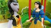 不一样的杜海涛,背对观众,声配《白雪公主》