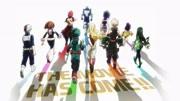 【 我的英雄學院】第三季雄英三巨頭之通行百萬介紹!