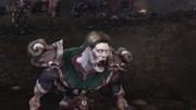 魔兽战争(片段)神秘怪兽袭击古老村落 根本就不给你还手的余地
