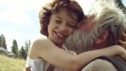 #海蒂和爷爷#  阿尔卑斯山上的老人与小...