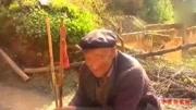 鄉村孤獨老人過中秋節,沒想到竟然淚流不止,心酸不已