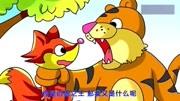 《狐假虎威》課本劇