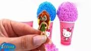 糖果世界:神奇球兒童們認識海洋球,兒童動畫游樂場