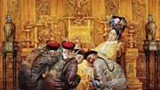 珍妃勸慈禧太后留下皇帝挽救危局,慈禧大怒,要將珍妃投進井里