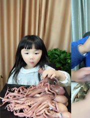 大胃王吃播 吃大龙虾