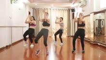 居家瘦身减肥健身操,10分钟暴汗燃脂,130斤一月瘦到100斤