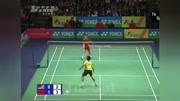 2010年亞運會男單決賽 林丹VS李宗偉 林丹首個亞運會冠軍