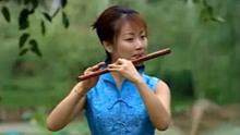 李贵中老师竹笛独奏 红星照我去战斗 ,经典老歌,回味无穷