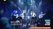 快乐大本营20140705期 exo深情演绎新歌《月光》