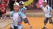 幼儿园中班男孩舞蹈《动起来》