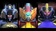 【LING的玩具演示】-巨神戰擊隊之空間戰擊隊 奧迪雙鉆 S