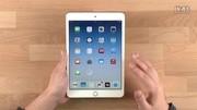iPad mini 4 開箱視頻:縮小版的 iPad Air 2