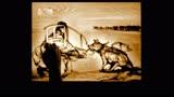 【2015大電影】《狼圖騰》自制沙畫------光影沙畫工作室出品_
