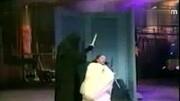 捆綁美女與魔術師 `