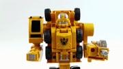 核晶少年變形機甲出動!變身戰獸合體機器人!玩具快跑