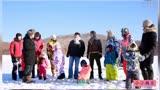 《爸爸4》最后一期預告:阿拉蕾湖上滑冰有絕招 沙溢安吉玩漂移
