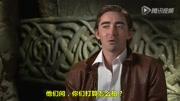 《霍比特人2》拜年視頻  馬丁·弗瑞曼送祝福