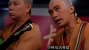 憨豆先生在歡樂喜劇人的現場,被文松拉上臺跳舞,結果直接秒殺臺上眾人