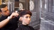 女子想剪個超短發型,結果剃成這樣,都不敢出門了
