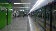 深圳地铁7号线716列车华新→华强北