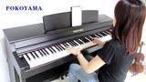 战狼2《风去云不回》FOKOYAMA电钢琴版~