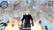 惡靈騎士(片段)惡靈騎士控制火焰