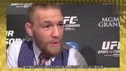 """UFC""""嘴炮""""差點被鎖斷腿,盤點康納被打的最慘的4場比賽"""