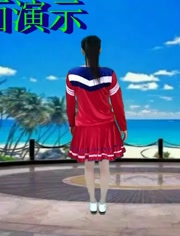 中国童颜美女筱崎爱_鄂州筱静原创广场舞-视频在线观看-爱小艺kg-爱奇艺