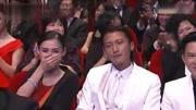 劉德華憑《桃姐》獲金像獎影帝 眼眨淚光 --第31屆香港金像獎頒獎33