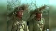 老彩立方平台登录《解放石家庄》片断解放军用机枪扫射敌人飞机