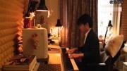 """黃家駒《真的愛你》夜色鋼琴曲 趙海洋 演奏作品 """"無法可修飾的一對手 帶出溫暖永"""