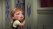 冰雪公主梦幻蓝色床,好可爱