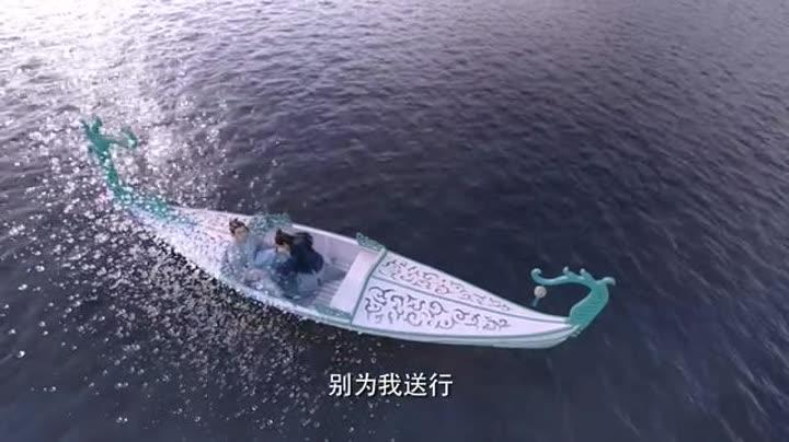 梦幻海洋创意妆