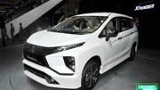 三菱19新款豪華轎車,三菱Xpander展示,MPV的舒適性值得考慮
