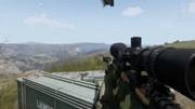刺激戰場:吃雞98K超遠距離狙擊 一槍打飛吉地服