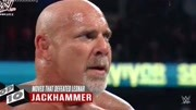 WWE 大脚10大的致命招式。