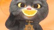 每一个人都应该拥有微笑,关注罕见病,支持小飞侠,我是斑布猫图片