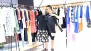18年高端品牌海燕春夏款连衣裙 风衣 外套女装折扣批发
