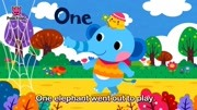 One Elephant Went Out to Play _ M...NKFONG Songs f